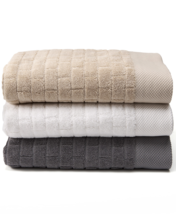 Subway Tile Hand Towel (Set of 3)
