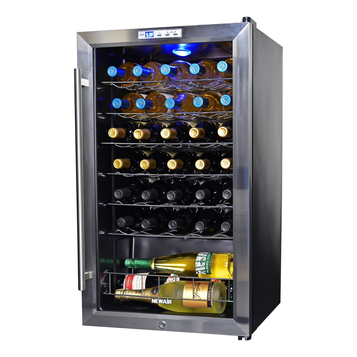 33 Bottle Wine Refrigerator
