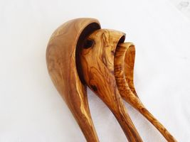 Wooden Ladles (Set of 3) image 3