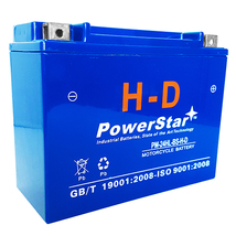 PowerStar Battery For UTX24HL-BS 12V 402CCA with 3 Year Warranty - $82.60