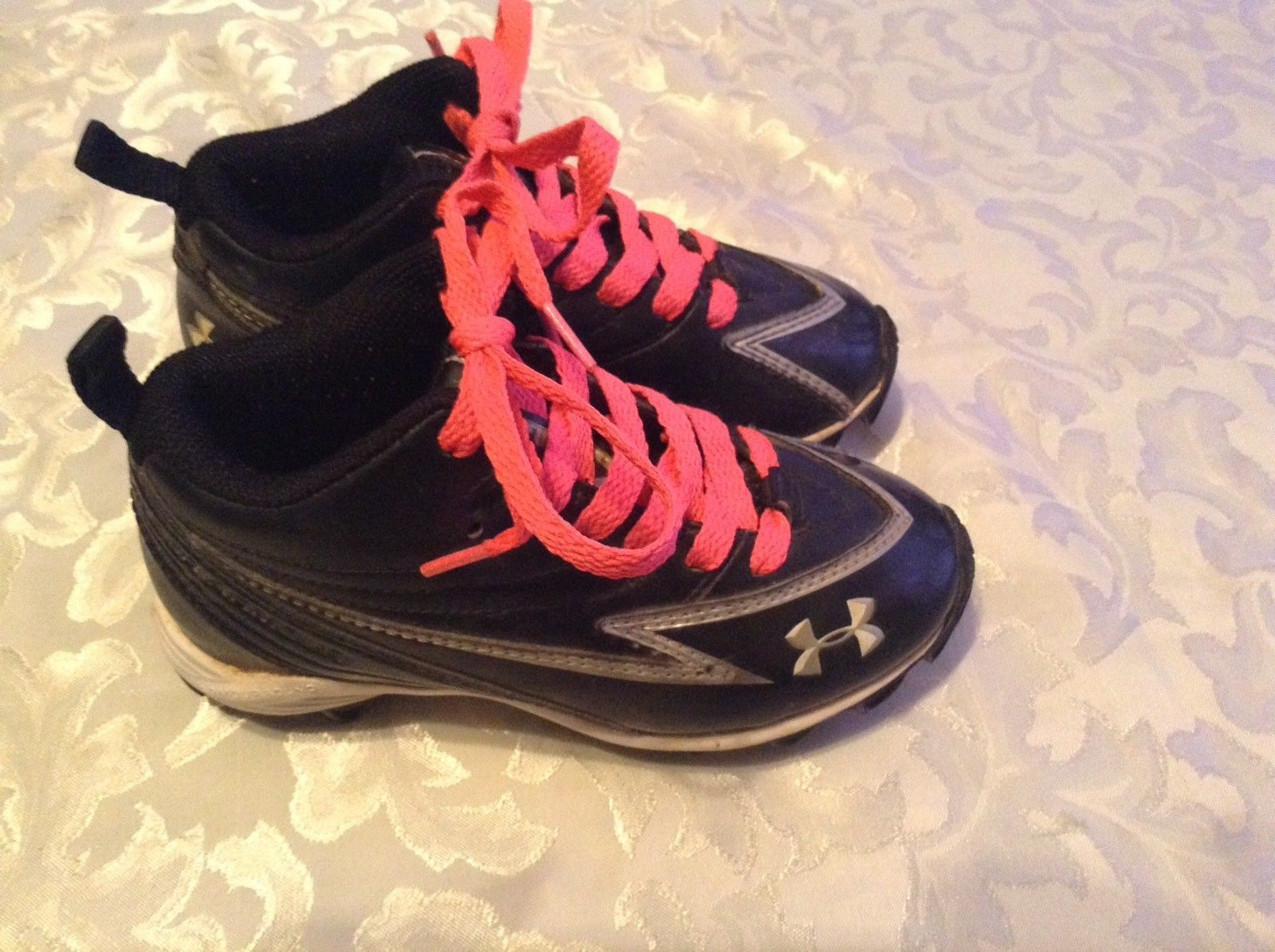 8e5b2761ff0 Under Armour football cleats Size 12 Hammer and 50 similar items. S l1600