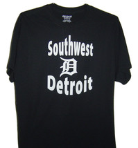 """Detroit funny  black t/shirt """" South west Detroit"""" all sizes. - $10.99+"""