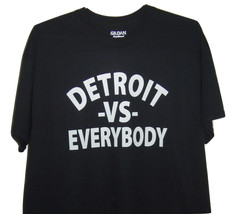 "Detroit funny t/shirt   ""Detroit -VS- Everybody- ""   Eminem Rapper  Hot ... - $10.99+"