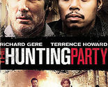 The Hunting Party (DVD WS) Richard Gere & Terrence Howard
