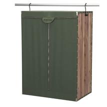 CedarStow Extra Wide Wardrobe, Forest green - $229.99