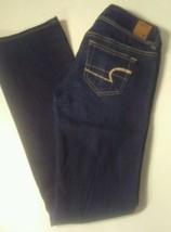 Girls' American Eagle Blue Jeans Denim Size 0 s... - $14.00