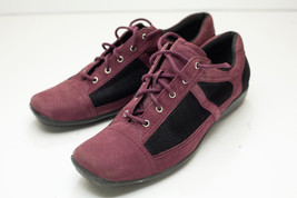 Naturalizer 7 Red Black Women's Shoes - $53.00 CAD
