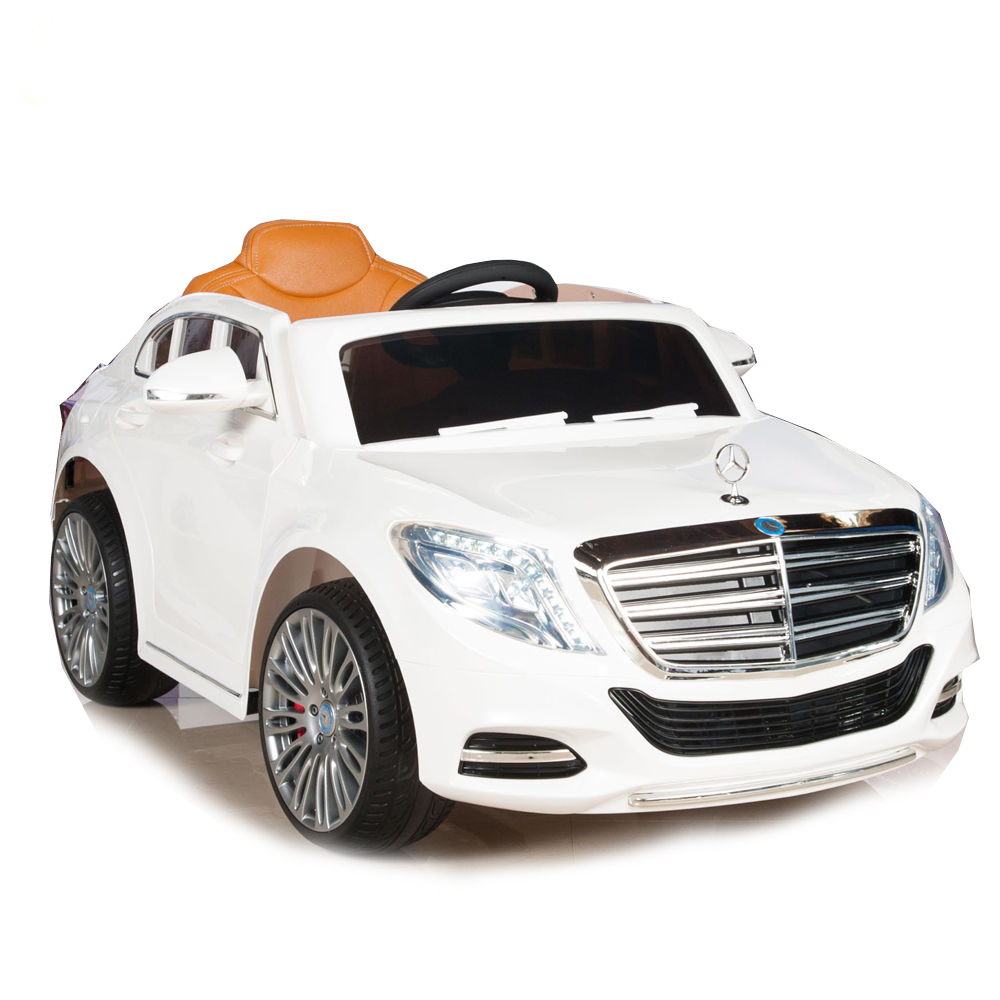 High doors 12v mercedes benz s600 amg kids ride on car for Mercedes benz s 600 amg
