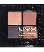 NYX Full Throttle Eye Shadow Palette in Take Over Control (neutrals) FTSP05 - $5.99