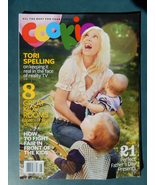 Cookie Magazine Tori Spelling June - July 2009 - $24.99