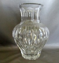 """Marquis by Waterford Crystal 8"""" SHERIDAN Vase - Discontinued! - $40.00"""