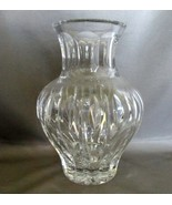 "Marquis by Waterford Crystal 8"" SHERIDAN Vase - Discontinued! - $40.00"
