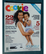 Cookie Magazine February 2008 Liya Kebede - $4.99