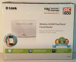 D-Link Wireless AC600 600 Mbps Home Cloud App-Enabled Dual-Band Broadband Router - $24.74