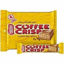 Coffee Crisp Chocolate Bars 48 Full Size 50g (12x4) Candy Canadian Chocolate - $61.37
