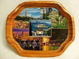 San Francisco California Tin Change Keys Candy Tray vintage Souvenir - $8.90