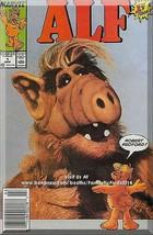 ALF #1 (1988) *Copper Age / Marvel Comics / Photo Cover / Retail Edition* - $6.49