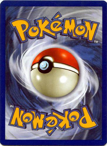 Water Energy Holo (WOTC) Pokemon League Promo Card MINT