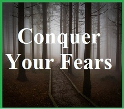 CONQUER YOUR FEARS succeed NOW VOODOO RITUAL BLACK MAGICK & A FREE GIFT!  - $23.60