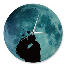 Decorative Simple Wall Clock Noctilucent - $30.99