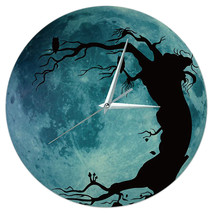 Noctilucent Decorative Simple Wall Clock - $30.99