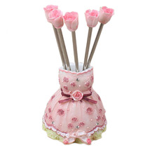 South Korean Creative Dress Fork Resin Artware - $20.99