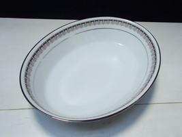Noritake Barstow ~~~ Oval Vegi Serving Bowl - $12.99