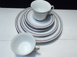 Noritake Barstow ~~~ 10 Piece Service for 2~~nice replacements - $19.99