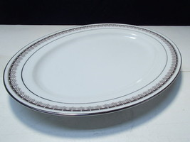 Noritake Barstow ~~~ Oval Serving Platter~~ - $12.99