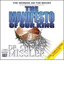 The Manifesto of our King [Audio CD] Chuck Missler - $15.07