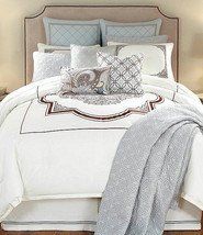 NEW NOBLE EXCELLENCE VILLA VALENCIA FULL/QUEEN SIZE 3 PIECE COMFORTER SE... - £114.17 GBP