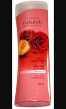 Avon naturals Red rose and peach hand and body lotion,200 ml - $15.54
