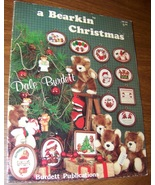A Bearkin Christmas Dale Burdett Cross Stitch P... - $5.00