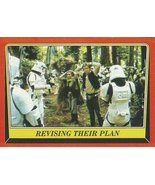 1983 Topps Star Wars Return of the Jedi #105 REVISING THEIR PLAN Trading... - $1.95