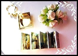 Vintage Keychain Booklet Mini-Postcards of Ital... - $19.99