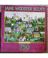 Somewhere Over the Rainbow 750 Piece Jane Wooster Scott Jigsaw Puzzle - $24.45