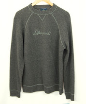 NWT Tags Life is Good Lambs Wool Blend Sweater Men's Size Large L  $65 - $29.65