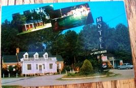 Gov. Spottswood Motel Williamsburg Virginia VA 1950s Postcard Unused - $5.25