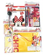 Huge Lot of Bundled Minnie Mouse Stationary Set... - $14.99