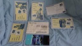 2001 Toyota Corolla Owner's Manual Set  - $24.99