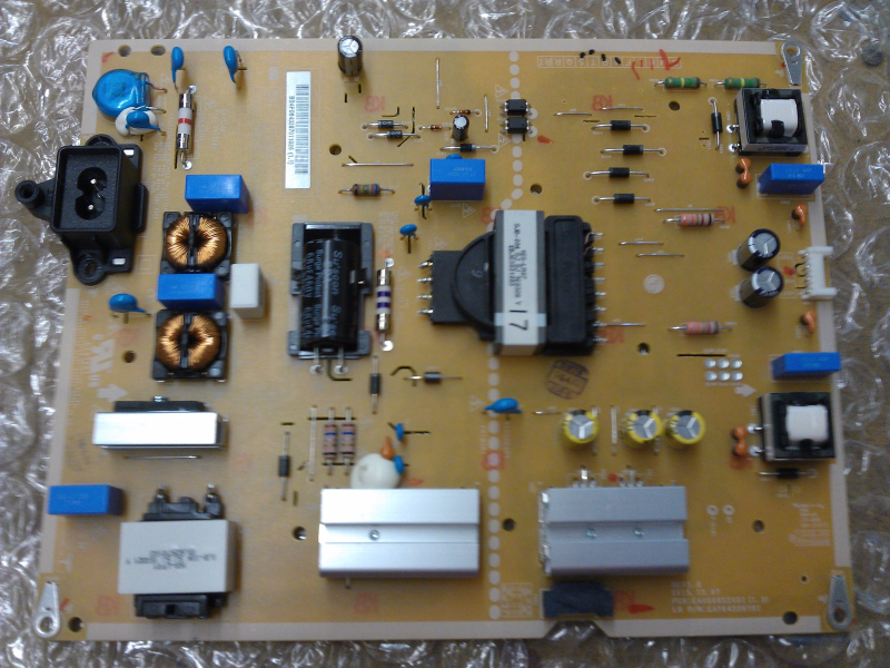 EAY64328701 Power Supply Board From Lg 55LH5750-UB LCD TV