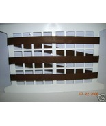 "*Raw Edge* 3/4"" LEATHER TRIMS cut edge flat binding Brown sewing notions... - $24.02"