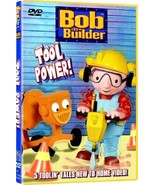 Bob the Builder - Tool Power! DVD Featuring 5 Toolin' Tales EUC - $2.13