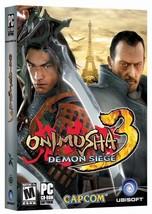 Onimusha 3: Demon Siege [Windows XP] - $13.09