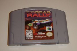 Top Gear Rally  (Nintendo 64, 1997) N64 Game - $18.66