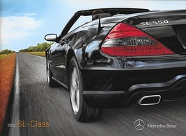 2012 Mercedes-Benz SL-CLASS brochure catalog US 12 550 SL63 AMG - $12.00