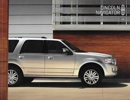2012 Lincoln NAVIGATOR sales brochure catalog US 12 L - $10.00