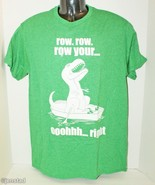 THE HAPPY DINOSAUR ROW ROW YOUR BOAT OOOH RIGHT... - $14.05