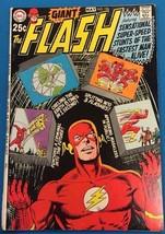 FLASH #196 (1970) DC Comics 80 page Giant VG+ - $14.84