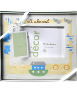 Precious Cudlie Baby Photo Frame, 3x5 Picture, 3 Themes ~ Blue or Yellow - €8,60 EUR